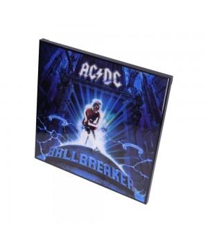 """Картина """"AC/DC - Ball Breaker"""" 32 см"""