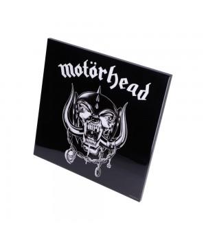 """Картина """"Motorhead - Logo"""" 32 см"""