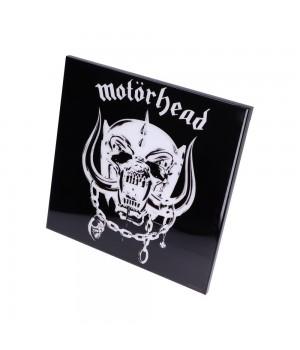 """Картина """"Motorhead - Logo White"""" 32 см"""