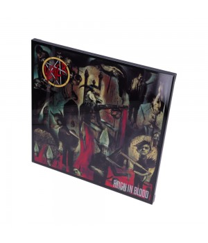 "Картина ""Slayer - Reign in Blood"" 32 см"