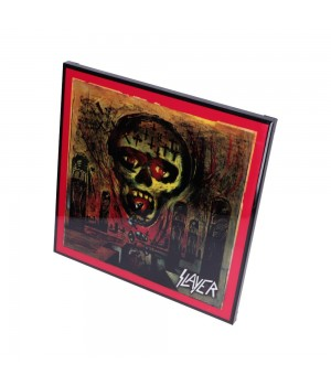 """Картина """"Slayer - Seasons in the Abyss"""" 32 см"""