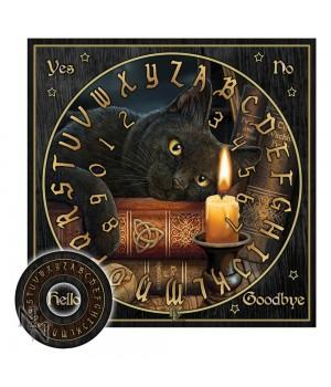"""Спиритическая доска Уиджи """"The Witching Hour"""" (Английский язык) 38.5 см"""
