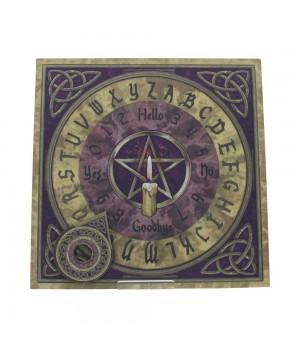 """Спиритическая доска Уиджи """"Pentagram"""" (Английский язык) 38.5 см"""