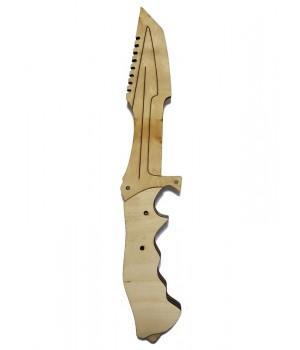 """Нож деревянный """"Counter-Strike"""""""