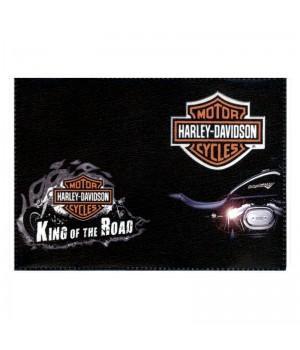 "Обложка на паспорт ""Harley-Davidson"""