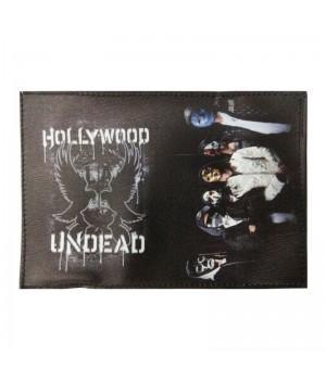"Обложка на паспорт ""Hollywood Undead"""
