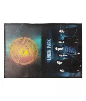 "Обложка на паспорт ""Linkin Park"""