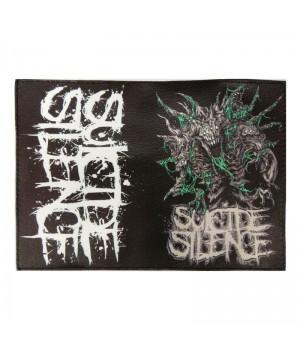 "Обложка на паспорт ""Suicide Silence"""