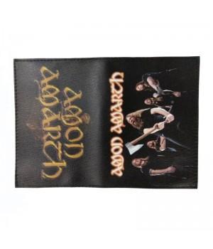 "Обложка на паспорт ""Amon Amarth"""