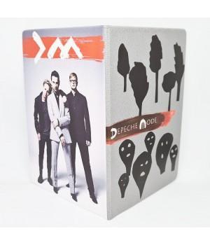 """Обложка на паспорт """"Depeche Mode"""""""