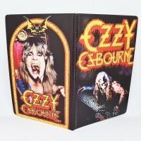 """Обложка на паспорт """"Ozzy Osbourne"""""""
