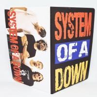 "Обложка на паспорт ""System Of A Down"""
