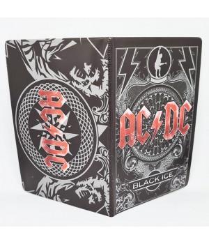 """Обложка на паспорт """"AC/DC"""""""