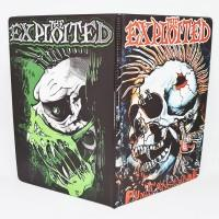 "Обложка на паспорт ""The Exploited"""
