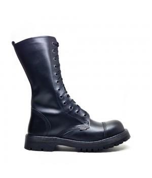 Ботинки Ranger черные 12 блочек