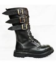 """Ботинки Ranger """"3 Belt"""" 12 блочек (под заказ)"""