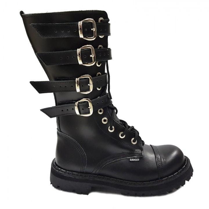 """Ботинки Ranger """"4 Belt"""" 12 блочек (1130) (под заказ)"""