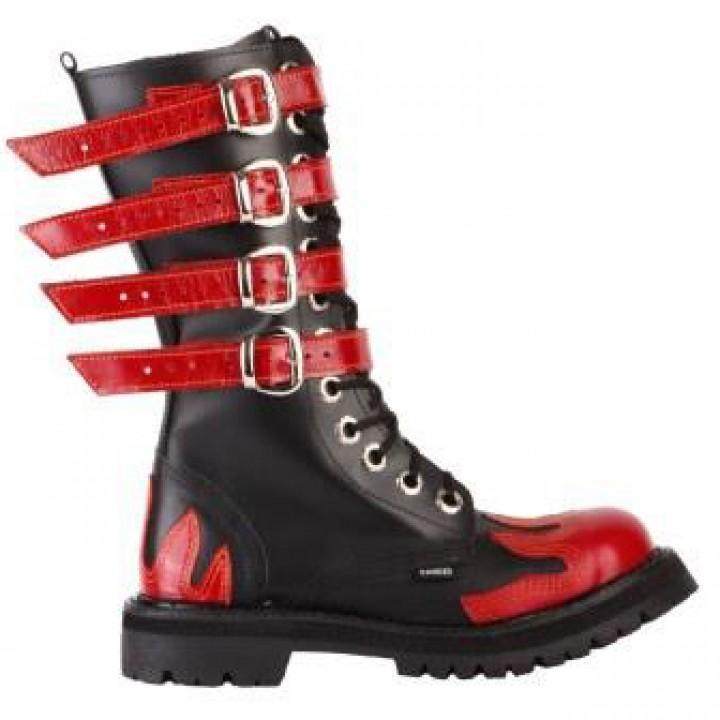 """Ботинки Ranger """"Fire Belt"""" 12 блочек (3610) (под заказ)"""