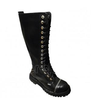"Ботинки Ranger ""Black Zipper"" 16 блочек"