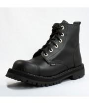 Ботинки Ranger черные 6 блочек