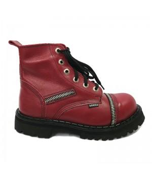 "Ботинки Ranger ""Deep Red"" 6 блочек"