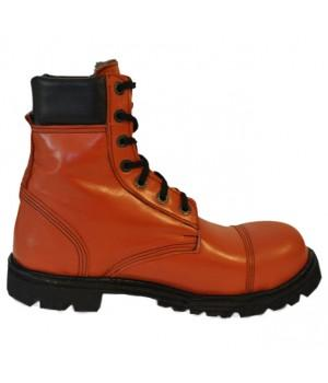 "Ботинки Ranger ""Black Orange"" 7 блочек"