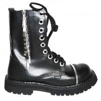 "Ботинки Ranger ""Black Zipper"" 9 блочек"