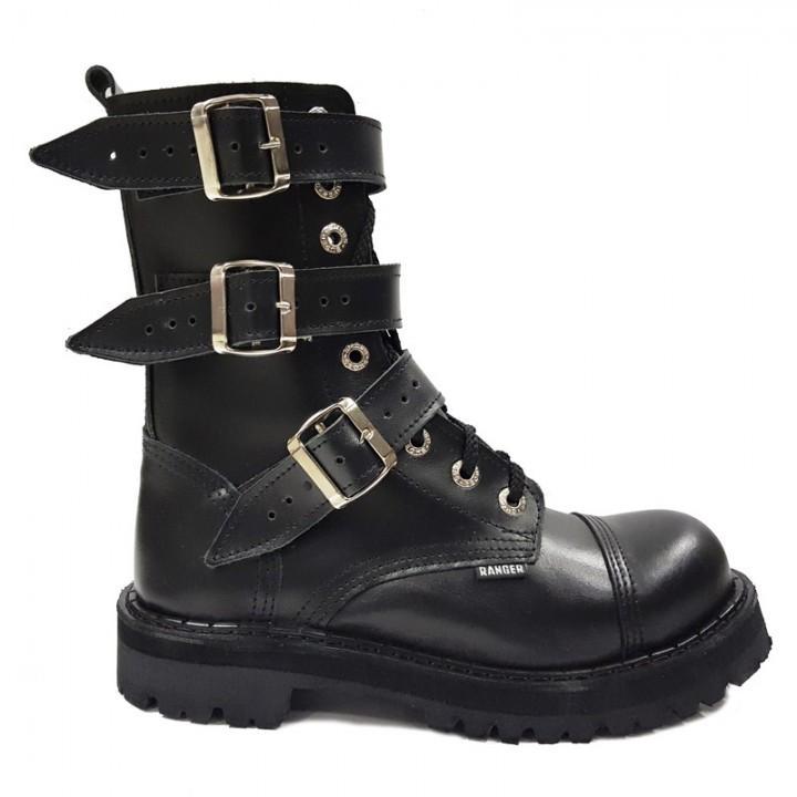 """Ботинки Ranger """"3 Belt"""" 9 блочек (1122) (под заказ)"""