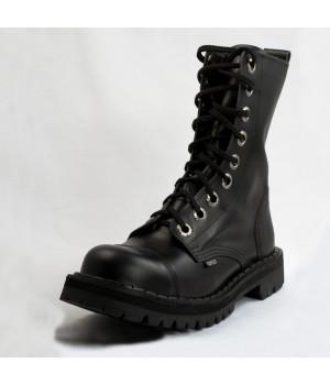 Ботинки Ranger черные 9 блочек