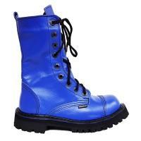 """Ботинки Ranger """"Blue"""" 9 блочек"""