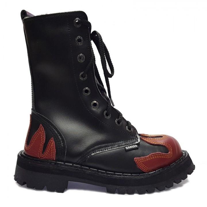 """Ботинки Ranger """"Fire"""" 9 блочек (3563) (под заказ)"""