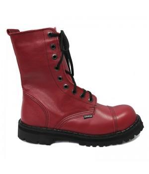 "Ботинки Ranger ""Deep Red"" 9 блочек"