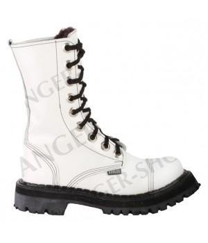 "Ботинки Ranger ""White"" 9 блочек"