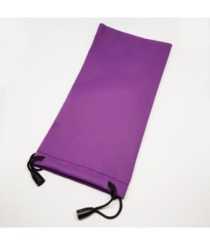 Чехол для очков фиолетовый