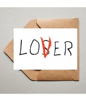 """Открытка """"Lover"""""""