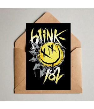 "Открытка ""Blink-182"""