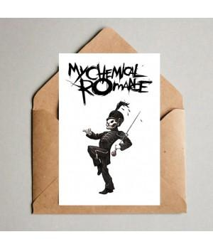 "Открытка ""My Chemical Romance"""