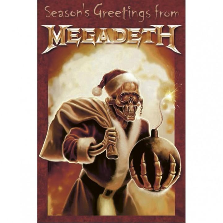 """Открытка """"Megadeth"""" (1953)"""