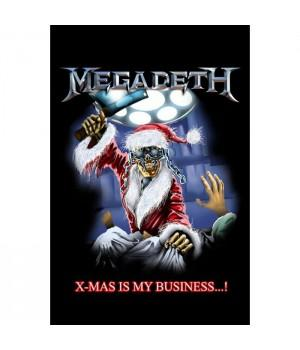 """Открытка """"Megadeth"""""""
