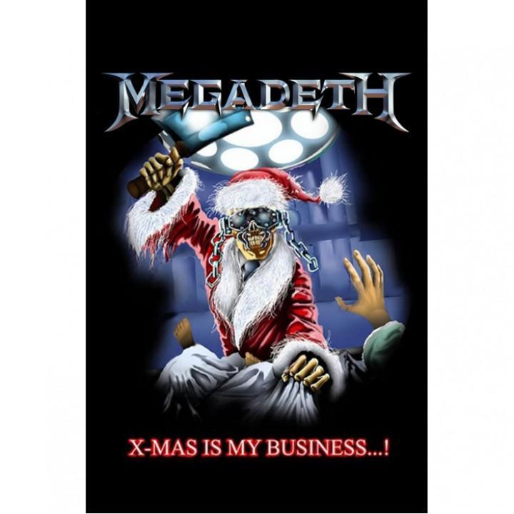 """Открытка """"Megadeth"""" (1945)"""