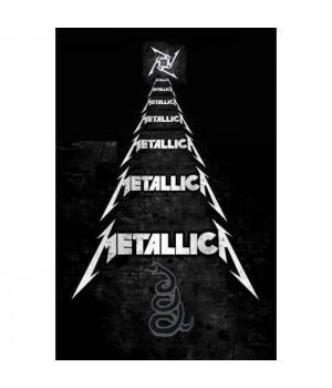 "Открытка ""Metallica"""