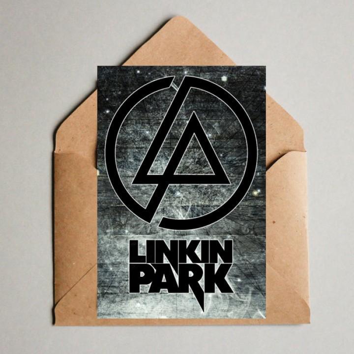 "Открытка ""Linkin Park"" (1939)"