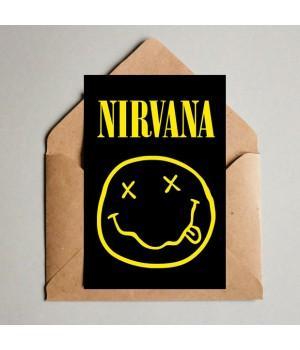 """Открытка """"Nirvana"""""""