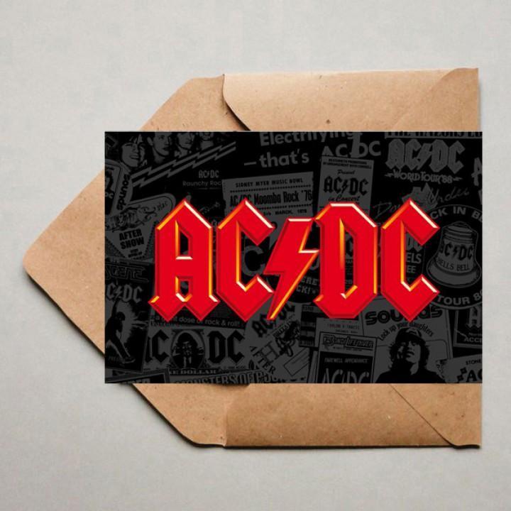 "Открытка ""AC/DC"" (1931)"