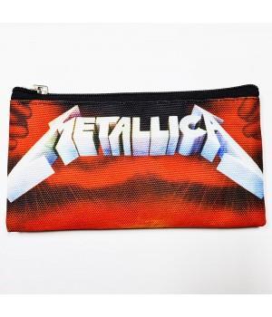 """Пенал """"Metallica"""""""