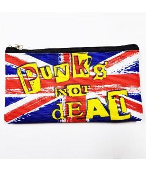 """Пенал """"Punks Not Dead"""""""