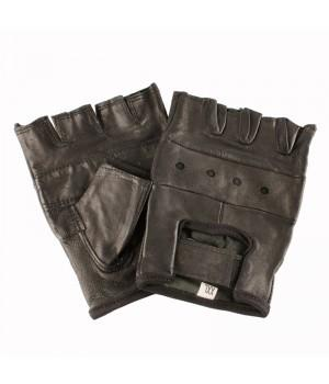 """Перчатки без пальцев кожаные мужские """"Sulehri"""" мягкие"""