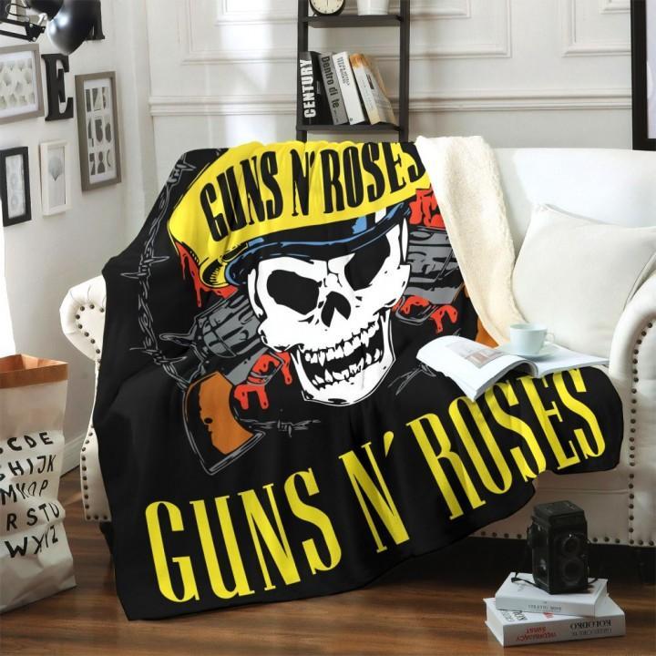 """Плед """"Guns N' Roses"""" (11878)"""