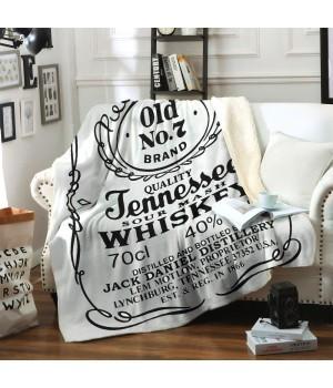 "Плед ""Jack Daniel's"""