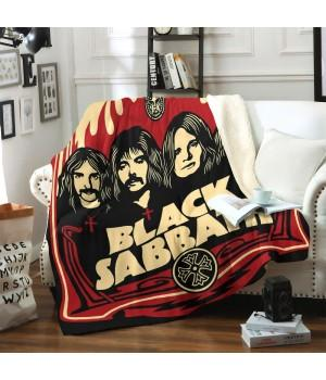 "Плед ""Black Sabbath"""